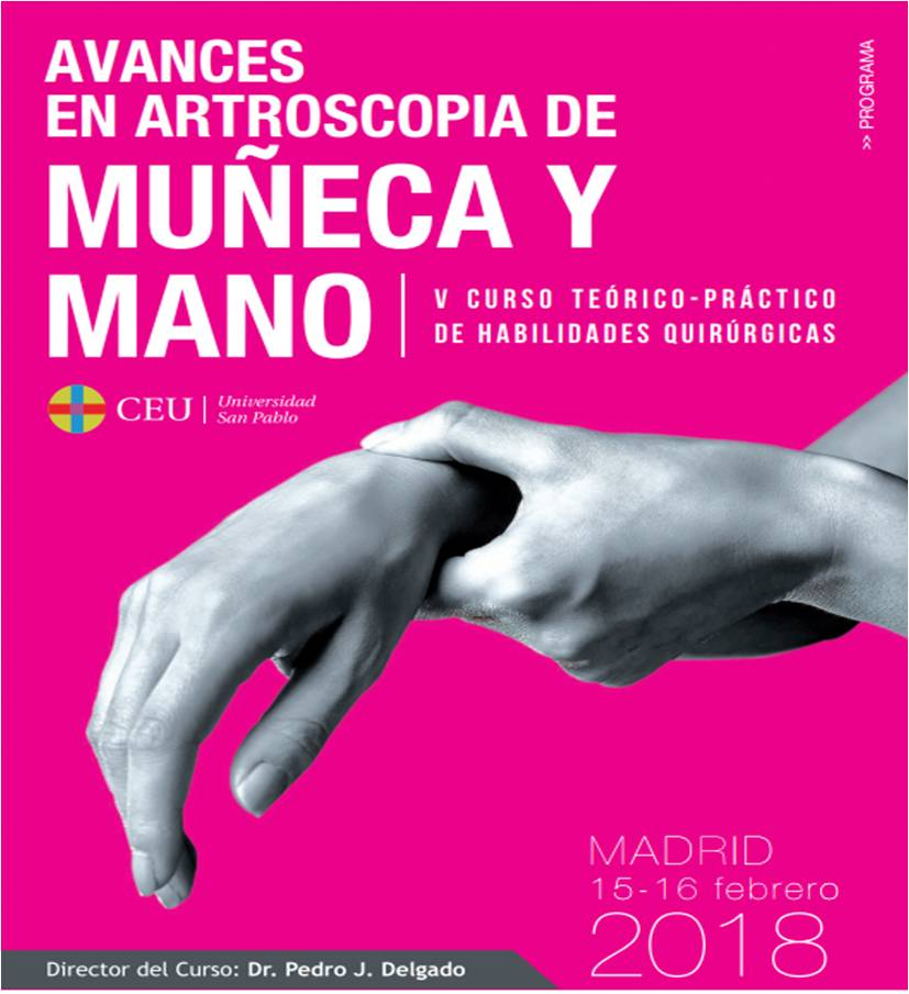 Curso de Artroscopia MADRI